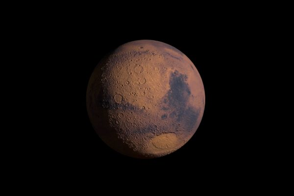 Mars - blender - planètes 3D
