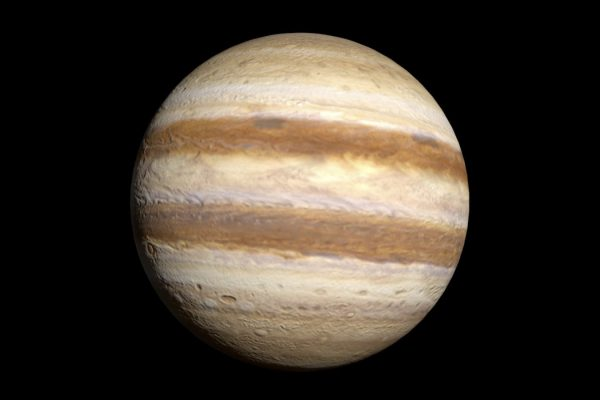 Saturne - blender - planètes 3D