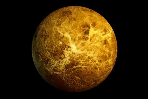 VENUS blender - planète 3D.