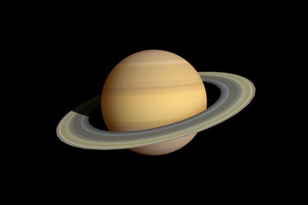 Jupiter - blender - planètes 3D