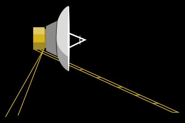 Illustration - Voyager II