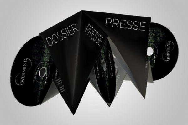 Overmind - Groupe de musique - Dossier press